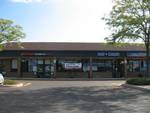 Princeton Arms Shopping Center