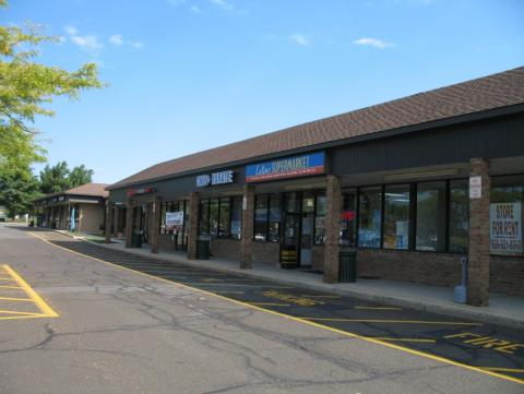 Princeton Arms Shopping Center