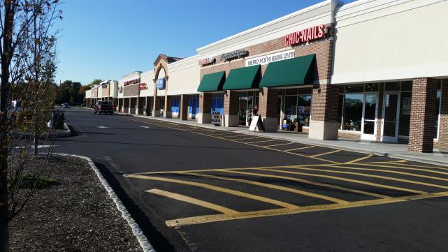 Mercerville Shopping Center